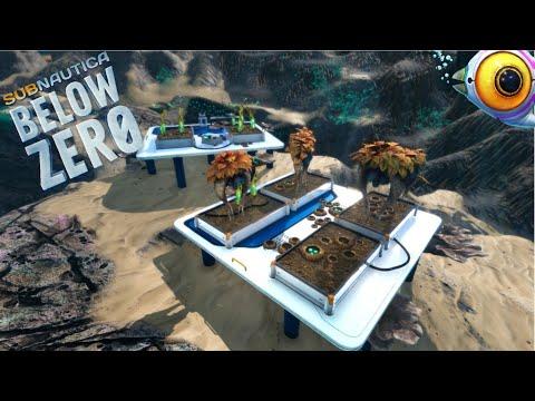 SNEAK PEEK   NEW TECH SITE   ICEBERGS   Subnautica: Below Zero (experimental)Exploring Build 22282