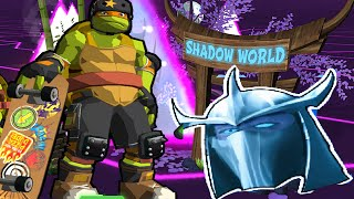 TMNT Portal Power: All World Boss - Nick Games