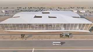 RAMON INTERNATIONAL AIRPORT | Timna, Israel