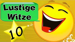 Lustige Witze | Folge 10 (mit schwarzem Humor!!!)