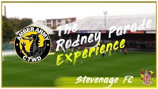 The Rodney Parade Experience - Stevenage FC