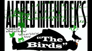 THE BIRDS • Alfred Hitchcock • One Hour Classic Audio Drama • [Remastered Audio]