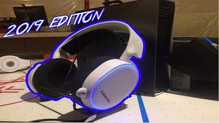 BEST $100 GAMING HEADSETS?!? - Steelseries Arctis 5 2019 Edition