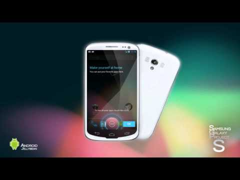 Samsung Galaxy Nexus s2 Intro movie?