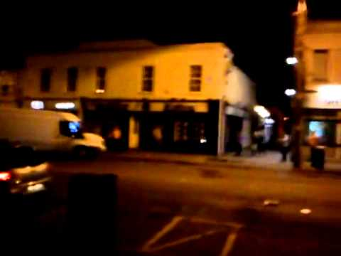 Street Fighting in Newbridge, Co. Kildare