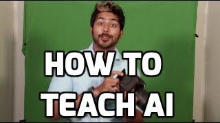 Wie zu Lehren, AI
