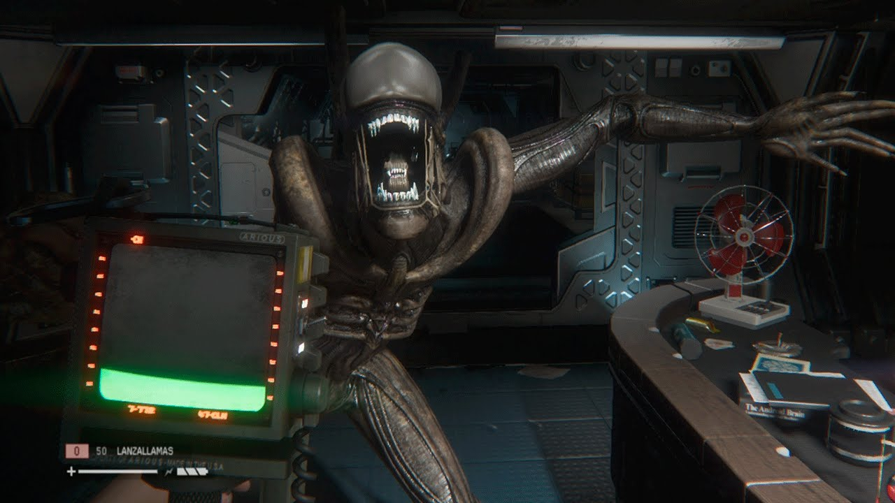 Alien Isolation Pc Gameplay Español | EL SUSTO DE MI VIDA | R9 280x
