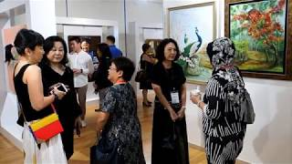 Singapore Women Artist Grand Art Exhibition 2019 新加坡女艺术家美展