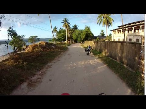 """Colonial drive"" - through Lindi's old part, up the hill - MyBeach properties"