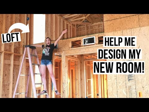 Help Me Design My NEW ROOM! | Sasha Morga