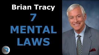 """Gambar cover Brian Tracy  7 Mental Laws """"Universal Truth"""""""