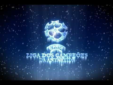 Chamada da Liga dos Campeões da Antártida 2010