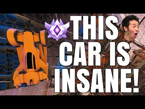 THIS CAR IS INSANE! | NUTTY CEILING SHOT | GRAND CHAMPION 2V2