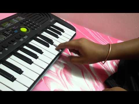 Airtel Ring tone on keyboard by Shivam  Patel