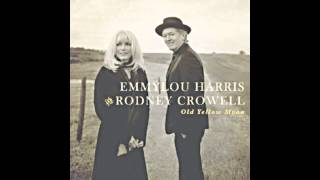 "Emmylou Harris with Rodney Crowell — ""Bluebird Wine"""