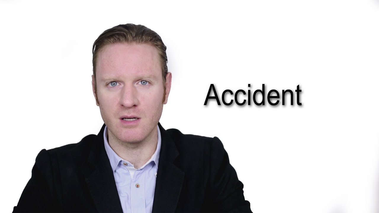Accident - Meaning | Pronunciation || Word Wor(l)d - Audio Video Dictionary