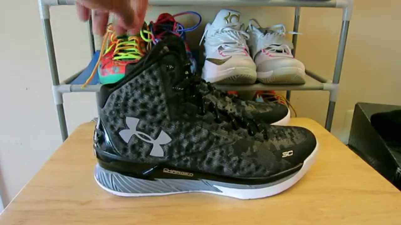 bbab75d4dbf7 ... hot under armour curry 1 mi30 review youtube 3f948 ce648
