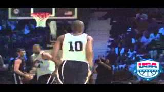 Kobe highlights in USA Team practice