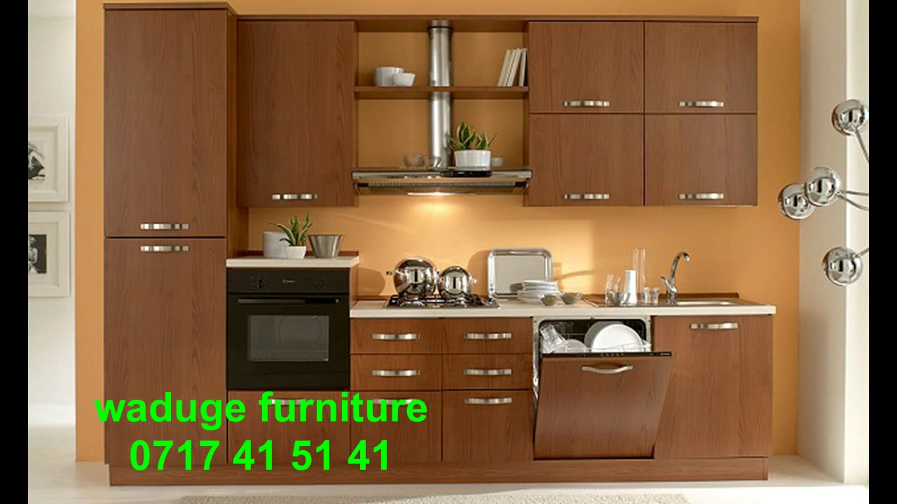 Kitchen Cabinets Design - White Kitchen Cabinets work in sri lanka ...