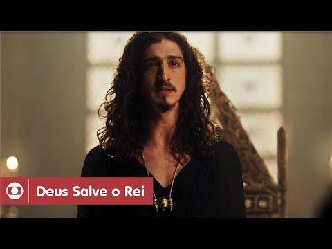 Deus Salve O Rei: capítulo 48 da novela, segunda, 5 de março, na Globo