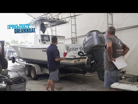 Florida Sportsman Project Dreamboat - All Out Albury, Ultimate Aluminum Skiff