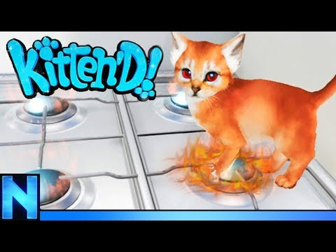 Virtual Kittens Make Us Look Like Bad Parents