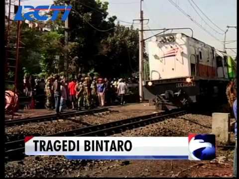 Tragedi Bintaro - Seputar Indonesia RCTI - YouTube
