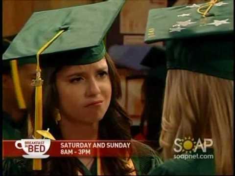 OLTL 6/16/10 Starr & Langston Graduate Part 2