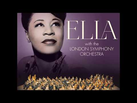 Ella Fitzgerald with the London Symphony Orchestra - Bewitched, Bothered and Bewildered