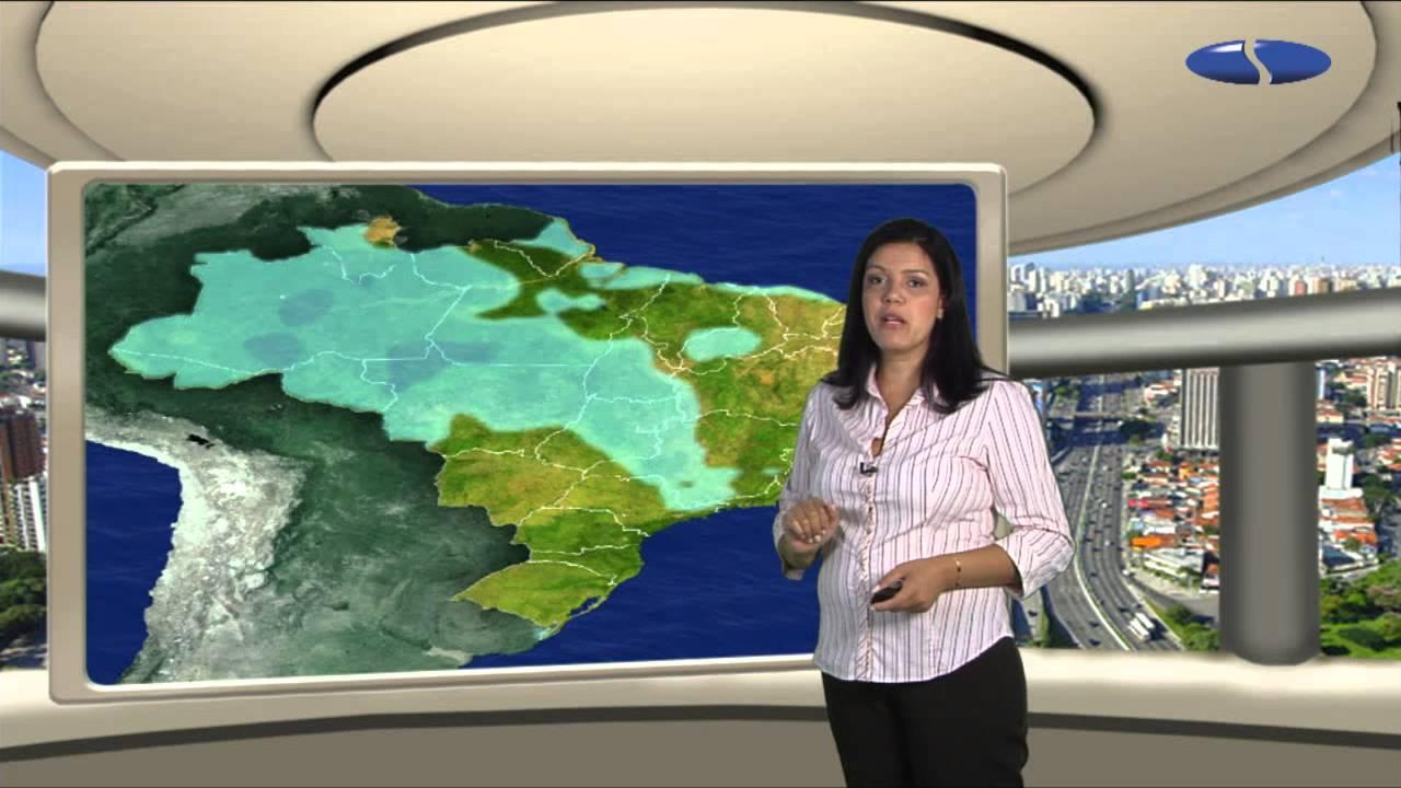 Tempo Brasil Temperatura Ameniza Em São Paulo Youtube