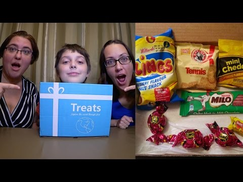 South African Treats Taste Test | Gay Family Mukbang (먹방) -