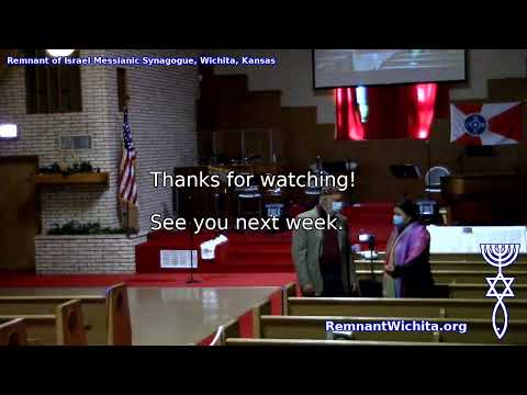 Remnant Of Israel Messianic Synagogue Live Stream