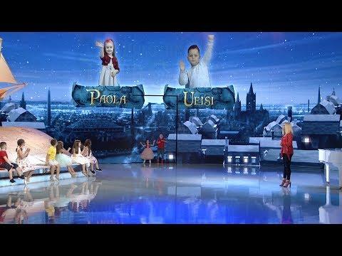 Ne kurthin e Piter Pan - Alketa dhe femijet ne audicione!