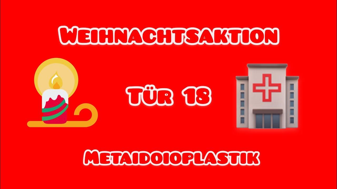 Metaidoioplastik l Tür 18 l Adventskalender l Trans* - YouTube