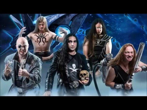 MESSENGER - Starwolf Part II:Novastorm Full Album