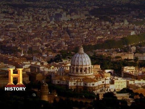 Web Originals : Deconstructing History: The Vatican | History