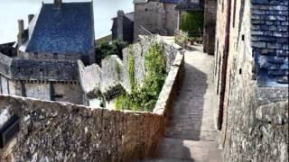 Visite du Mont st Michel 2013