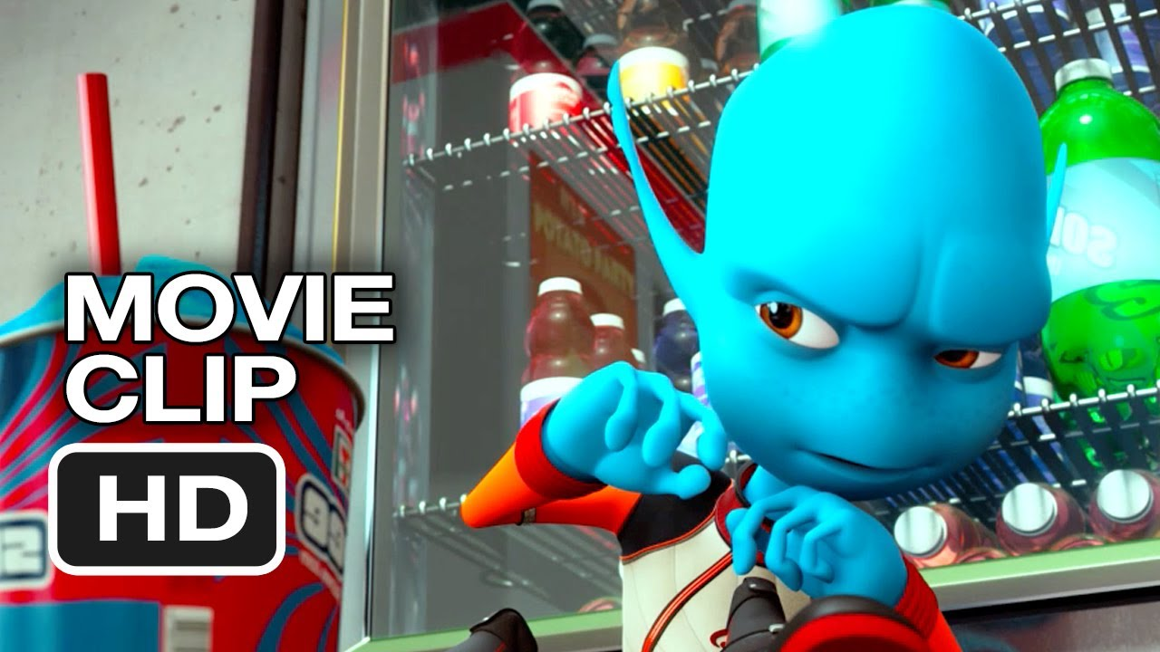 Escape from Planet Earth Movie CLIP Slurpee 2013