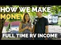 Making Money While Traveling | Full Time RV | Working On The Road Note Investing