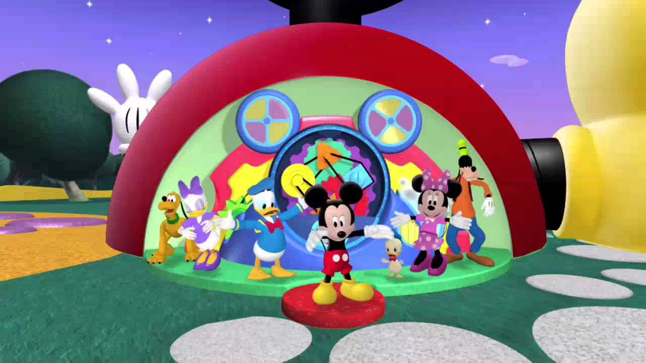 mickey mouse clubhouse hot dog song repeated - youtube