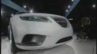 Saab 9 X BioHybrid Concept Videos