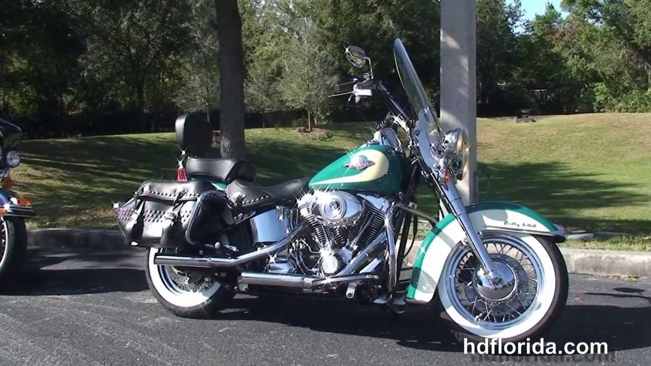 Used 2009 Harley Davidson Heritage Softail Classic Motorcycles for ...