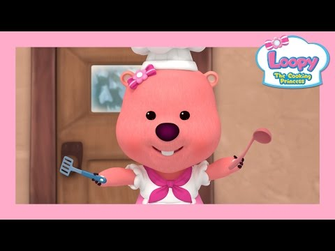 Opening Theme Song | Loopy, The Cooking Princess