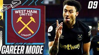 LINGARDINHO!!🐐 - FIFA 21 West Ham Career Mode EP9