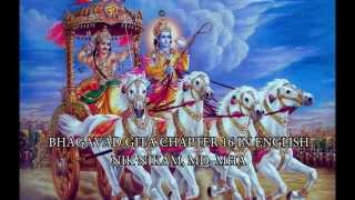 BHAGAVAD GITA CHAPTER 16 IN ENGLISH BY NIK NIKAM, MD, MHA. ALL INDIA RADIO HOUSTON, TALK SHOW