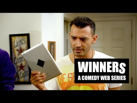 "WINNERS Ep. 6 ""iSandwich"" - Comedy Web Series"