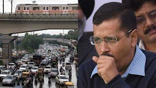 Arvind Kejriwal reveals blueprint of odd-even traffic plan for Delhi