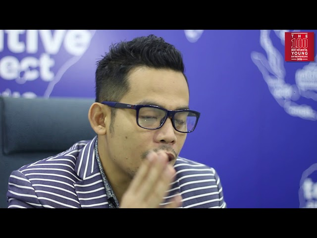 100MIYE 2018 - Jamaluddin Bahari, Sifufbads