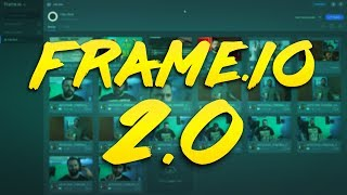 Frame.io 2.0 - Best Tool for Collaboration