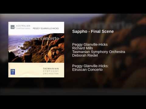 Sappho - Final Scene